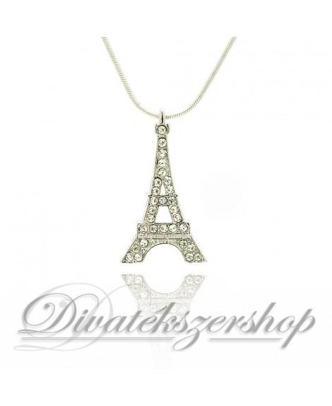 Eiffel torony bizsu nyaklánc